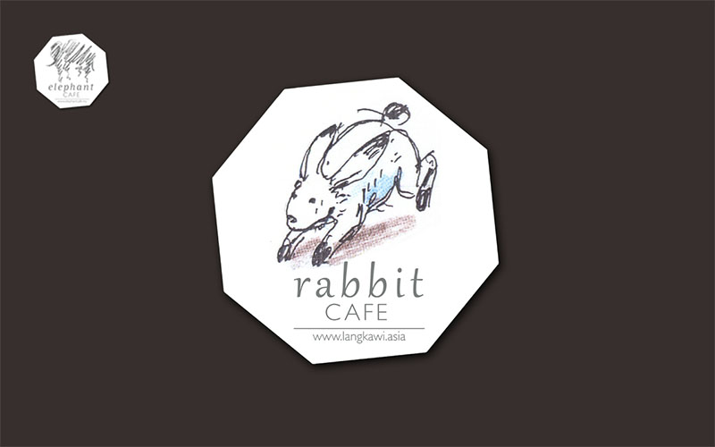 #RabbitCafe